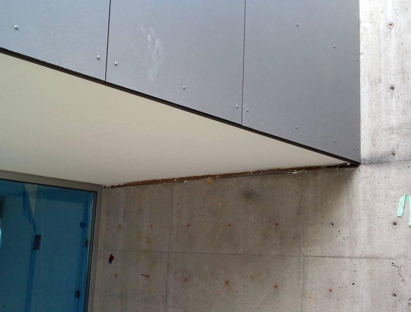Detail Esquimalt Swiss Pearl Panel 171 Home Building In