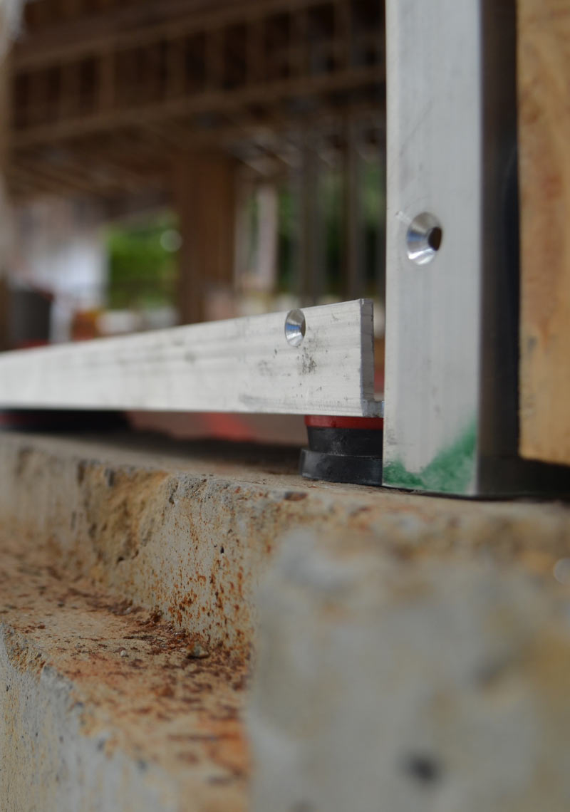Curtain Wall Shims : West van envelope « home building in vancouver